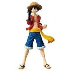 Luffy - Jump 50th Anniversary
