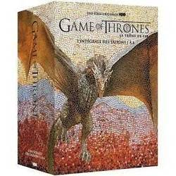 Game of Thrones : coffret DVD Saisons 1 à 6