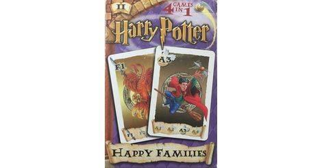 harry potter jeu des  familles