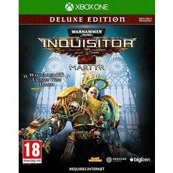 Warhammer 40.000 Inquisitor Martyr - Deluxe Edition