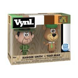 Yogi Bear - Ranger Smith + Yogi Bear