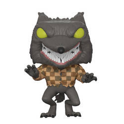 Nightmare before Christmas - Wolfman