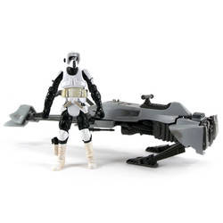 Speeder Bike & Biker Scout
