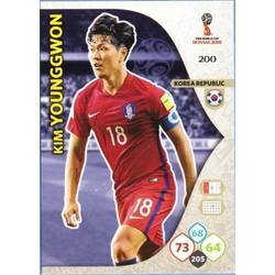 Kim Young-gwon - Korea Republic