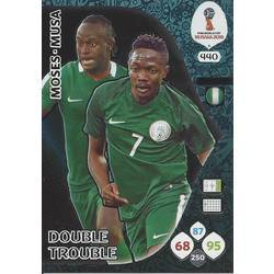 Victor Moses / Ahmed Musa - Nigeria