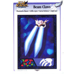 Beam Claws