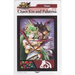 Chaos Kin and Palutena