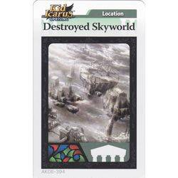 Destroyed Skyworld