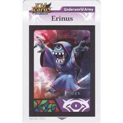 Erinus Trading Cards Kid Icarus Uprising AR Ref