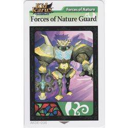 Forces of Nature Guard