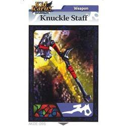 Knuckle Staff