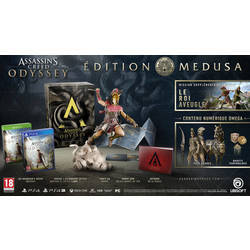 Assassin's Creed Odyssey : Medesa Edition La chute de la Gorgone