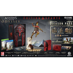 Assassin's Creed Odyssey : Spartan Edition Le saut du Spartiate