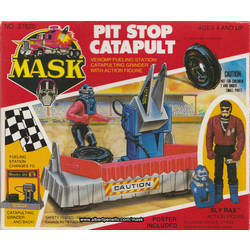Pit Stop Catapult