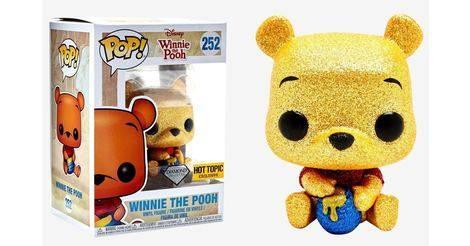 Winnie The Pooh Winnie The Pooh Diamond Collection Pop