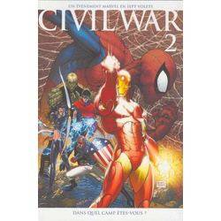 Civil War 2/7 - Variant