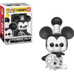 Mickey 90th Anniversary - Steamboat Willie