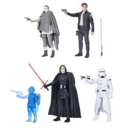 The Last Jedi Multipack