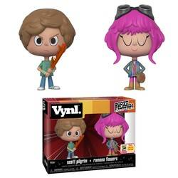 Scott Pilgrim vs. the World - Scott Pilgrim & Ramona Flowers 2 Pack