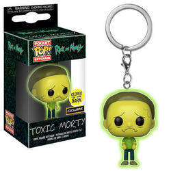 Squanchy Mystery Minis Rick And Morty Action Figure