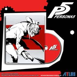 Persona 5 Edition Day One Steelbook