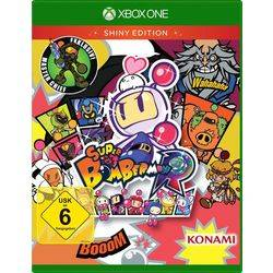 Super Bomberman Edition R-Shiny