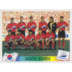 Team South Korea - KRS