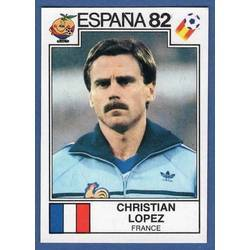 Christian Lopez - France