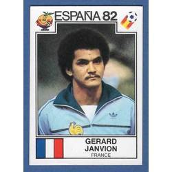 Gerard Janvion - France