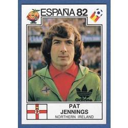 Pat Jennings - Northern Ireland