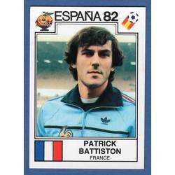 Patrick Battiston - France