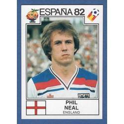 Phil Neal - England