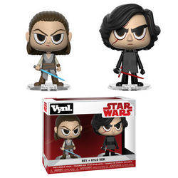 Star Wars - Rey + Kylo Ren