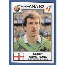 Garry Armstrong - Northern Ireland