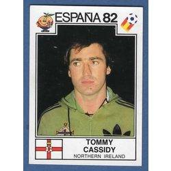 Tommy Cassidy - Northern Ireland