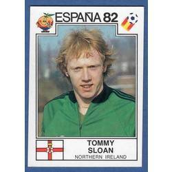 Tommy Sloan - Northern Ireland