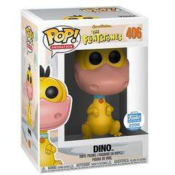 The Flintstones - Dino Yellow