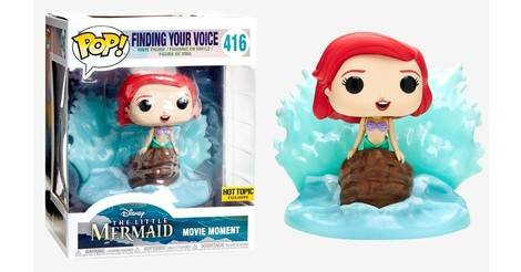 The Little Mermaid Finding Your Voice Pop Disney