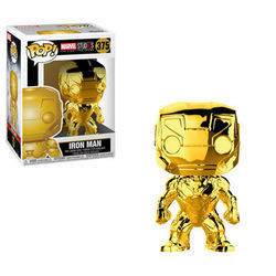 Marvel Studios 10 Years - Iron Man Gold