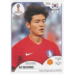 Ju Sejong - Korea Republic