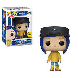 Coraline - Coraline in Raincoat