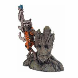 Rocket Raccoon & Groot : ARTFX+