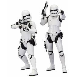 First Order Stormtrooper Two Pack : ARTFX+