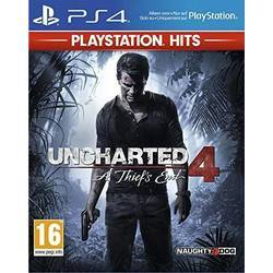Uncharted 4 : A Thief's End (Playstation Hits)