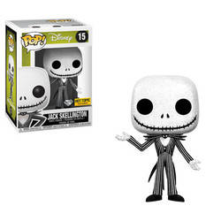 The Nightmare Before Christmas - Jack Skellington Diamond Collection