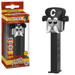 Cap'n Crunch - Cap'n Crunch Black & White