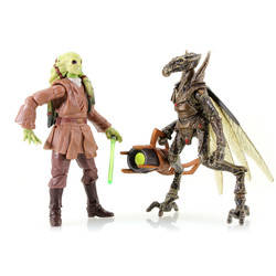Kit Fisto Vs. Geonosian Warrior