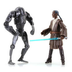 Roth Del Masona Vs. Super Battle Droid