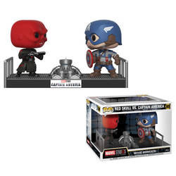 Captain America - Captain America Vs. Red Skull