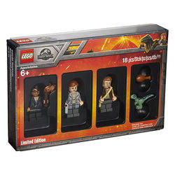 Set 2018 - Jurassic World